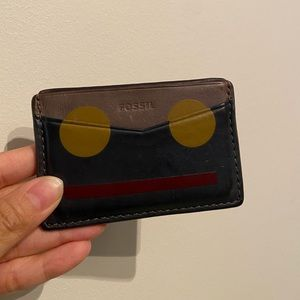 🌟 Good used condition - Fossil Cardholder
